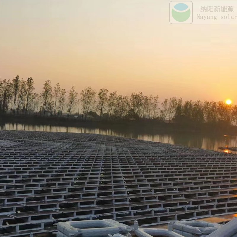 20MW Floating Solar Bracket Structure Project