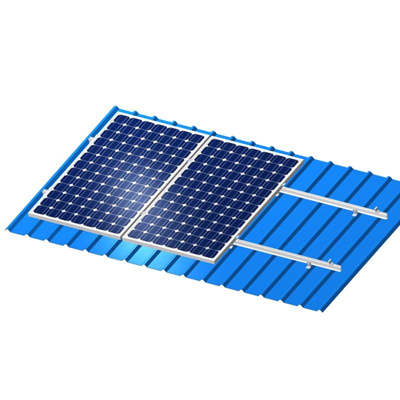 Tin(metal) Roof Solar Mount System